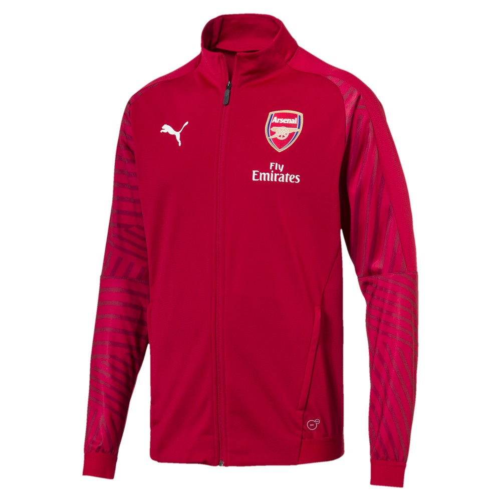 Giacca AFC Stadium Arsenal Uomo - Rosso