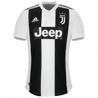 Adidas - MAGLIA HOME AUTHENTIC JUVENTUS FC 2018/2019