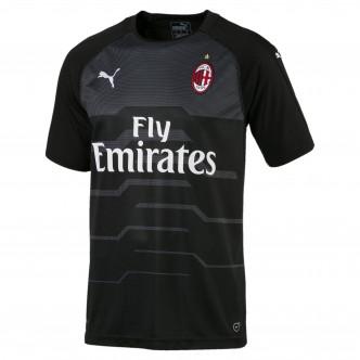 Puma - Maglia Portiere AC Milan 2018/2019 - Nero