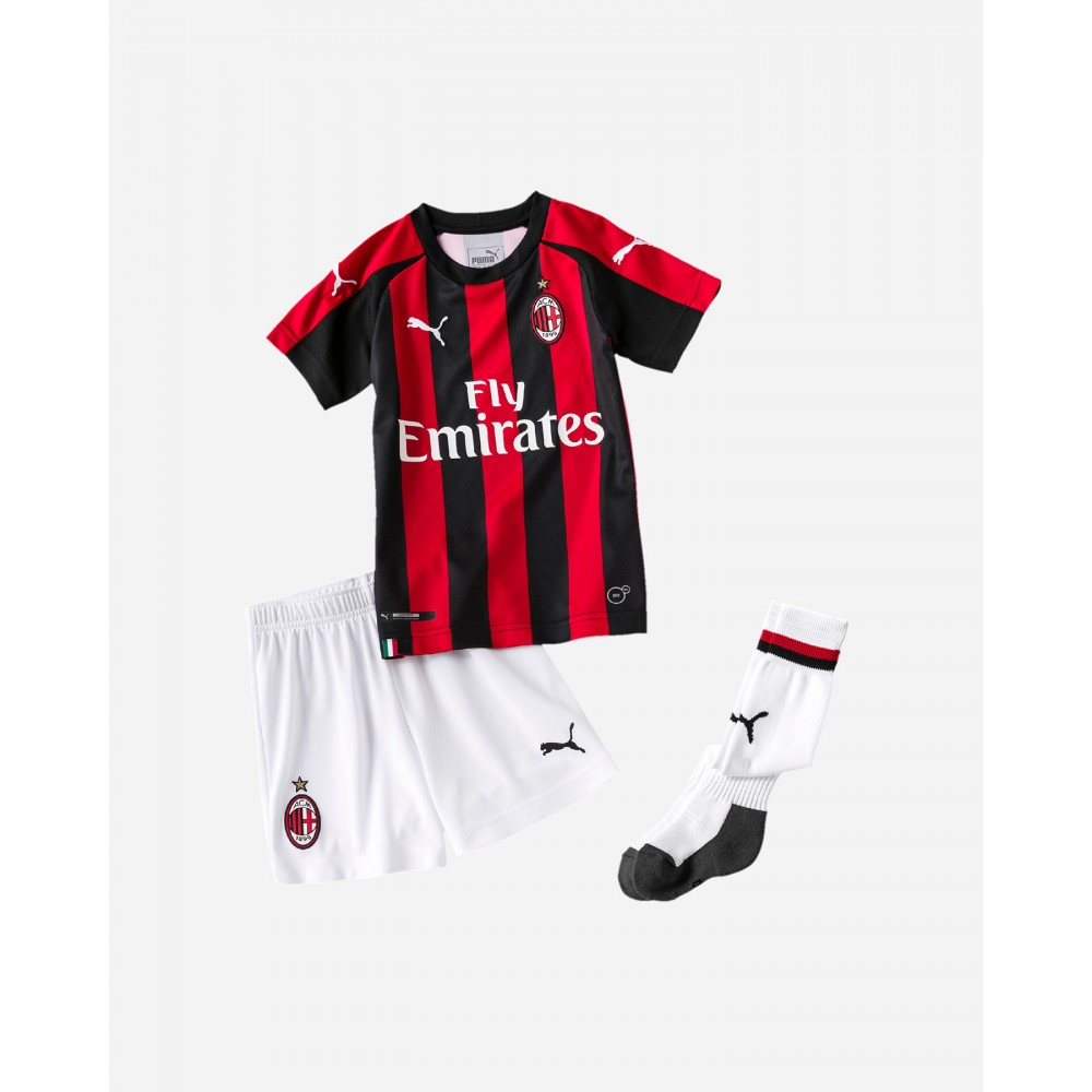 Puma - Kit JR AC Milan 2018/2019