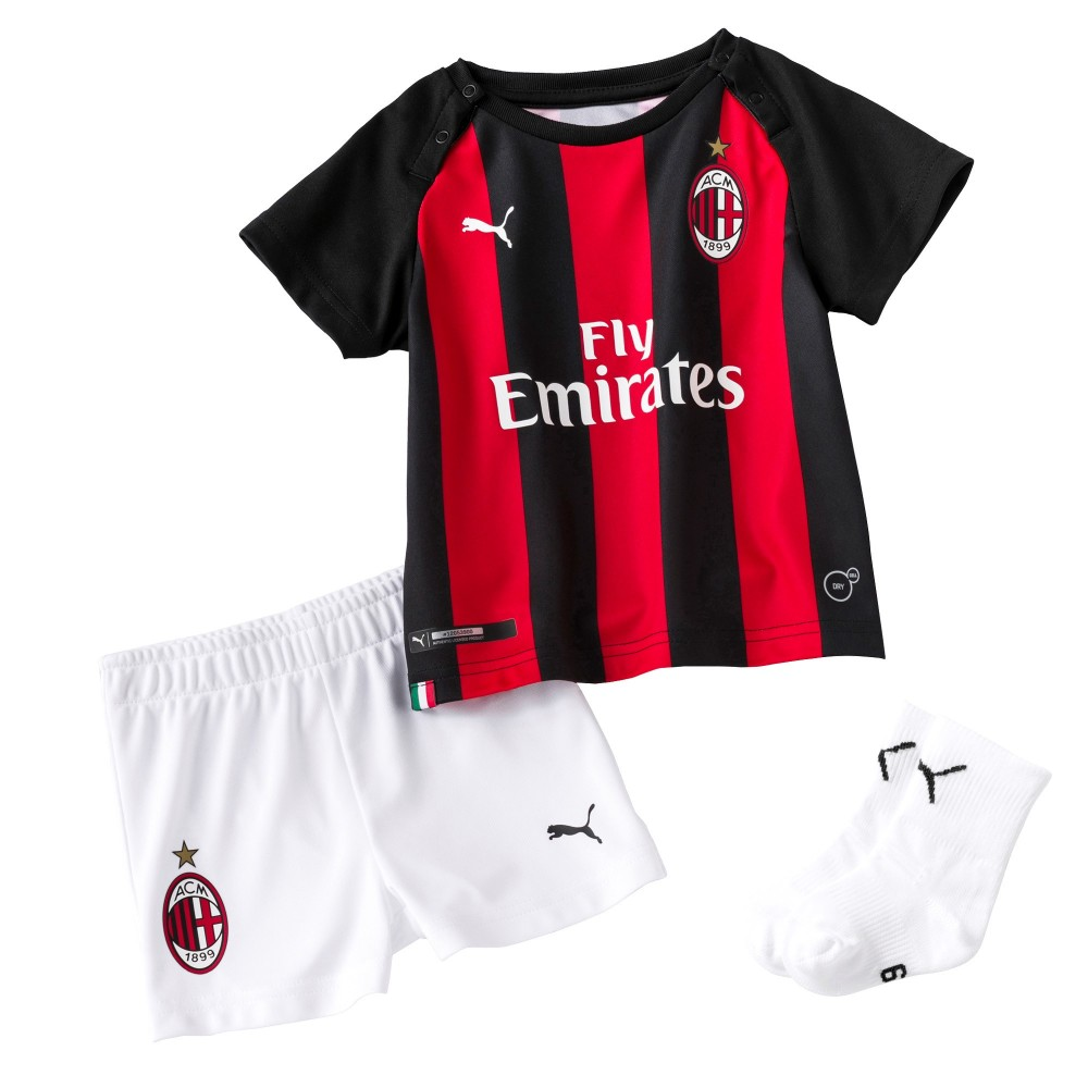 Puma - Kit Baby AC Milan 2018/2019