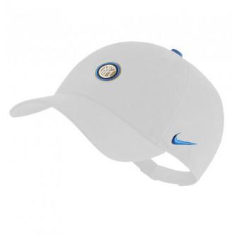 Nike - Inter Cappellino Ufficiale Bianco