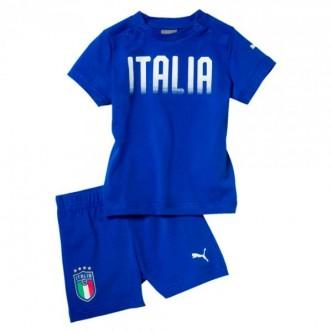 Puma - Baby Set FIGC Italia - Azzurro