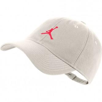 Jordan - Cappellino visiera curva UNISEX col. Beige - Mod. 847173-008 ASH