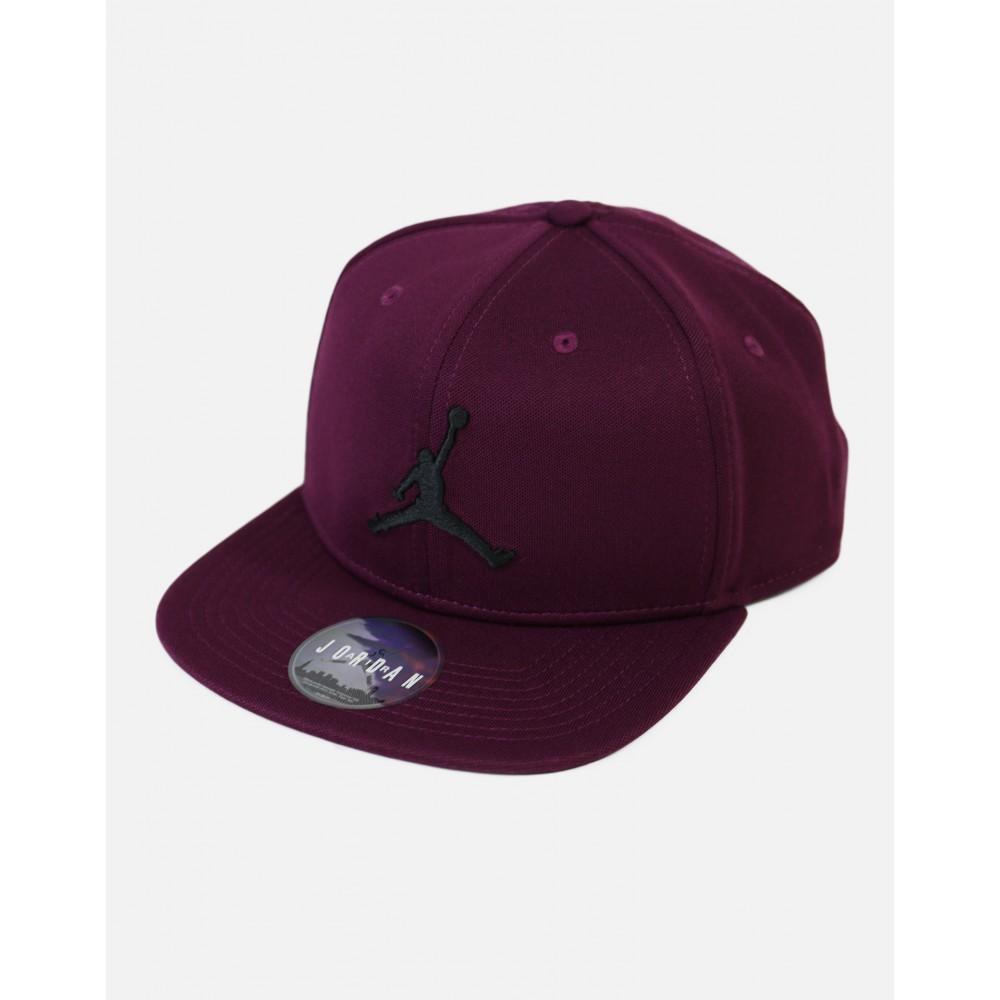 Jordan - Cappellino visiera piatta UNISEX col. Viola - Mod. 861452-609 ASH