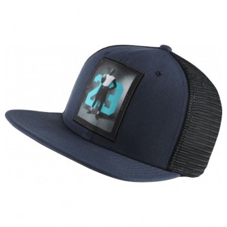 CAPPELLO NIKE AIR JORDAN BLU SCURO 658381