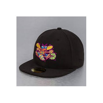 CAPPELLO NEW ERA CHARLOTTE HORNESTS 59FIFTY