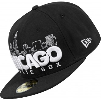CAPPELLO NEW ERA CHICAGO WHITE SOX CITY SERIES 59FIFTY
