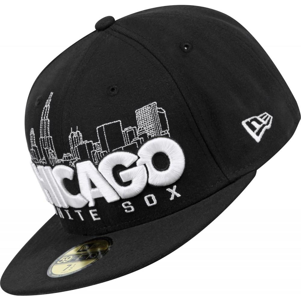 CAPPELLO NEW ERA CHICAGO WHITE SOX CITY SERIES 59FIFTY