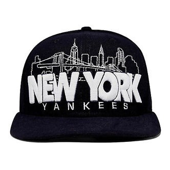 CAPPELLO NEW ERA NEW YORK YANKEES CITY SERIES 59FIFTY