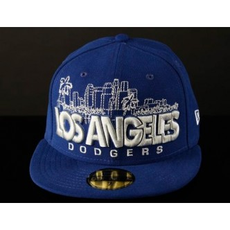CAPPELLO NEW ERA LOS ANGELES DODGERS CITY LINE 59FIFTY