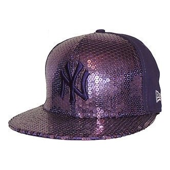 CAPPELLO NEW ERA NEW YORK YANKEES PURPLE 9FIFTY