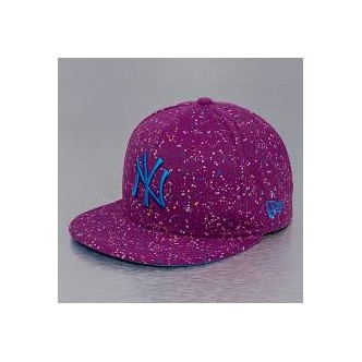 CAPPELLO NEW ERA NEW YORK YANKEES SPLAT 59FIFTY