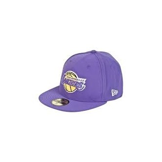 CAPPELLO NEW ERA LOS ANGELES LAKERS PURPLE 59FIFTY