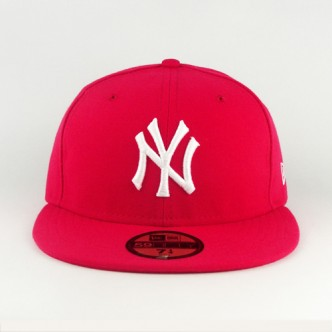 CAPPELLO NEW ERA NEW YORK YANKEES ROSE 9FIFTY