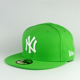 CAPPELLO NEW ERA NEW YORK YANKEES GREEN 59FIFTY