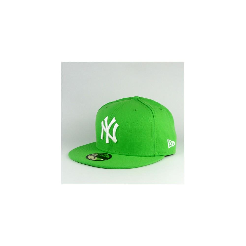 CAPPELLO NEW ERA NEW YORK YANKEES GREEN 59FIFTY