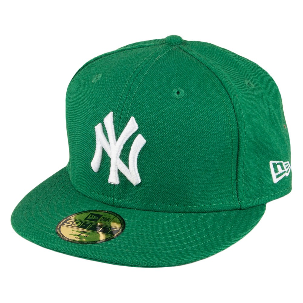 CAPPELLO NEW ERA NEW YORK YANKEES DARK GREEN 39FIFTY