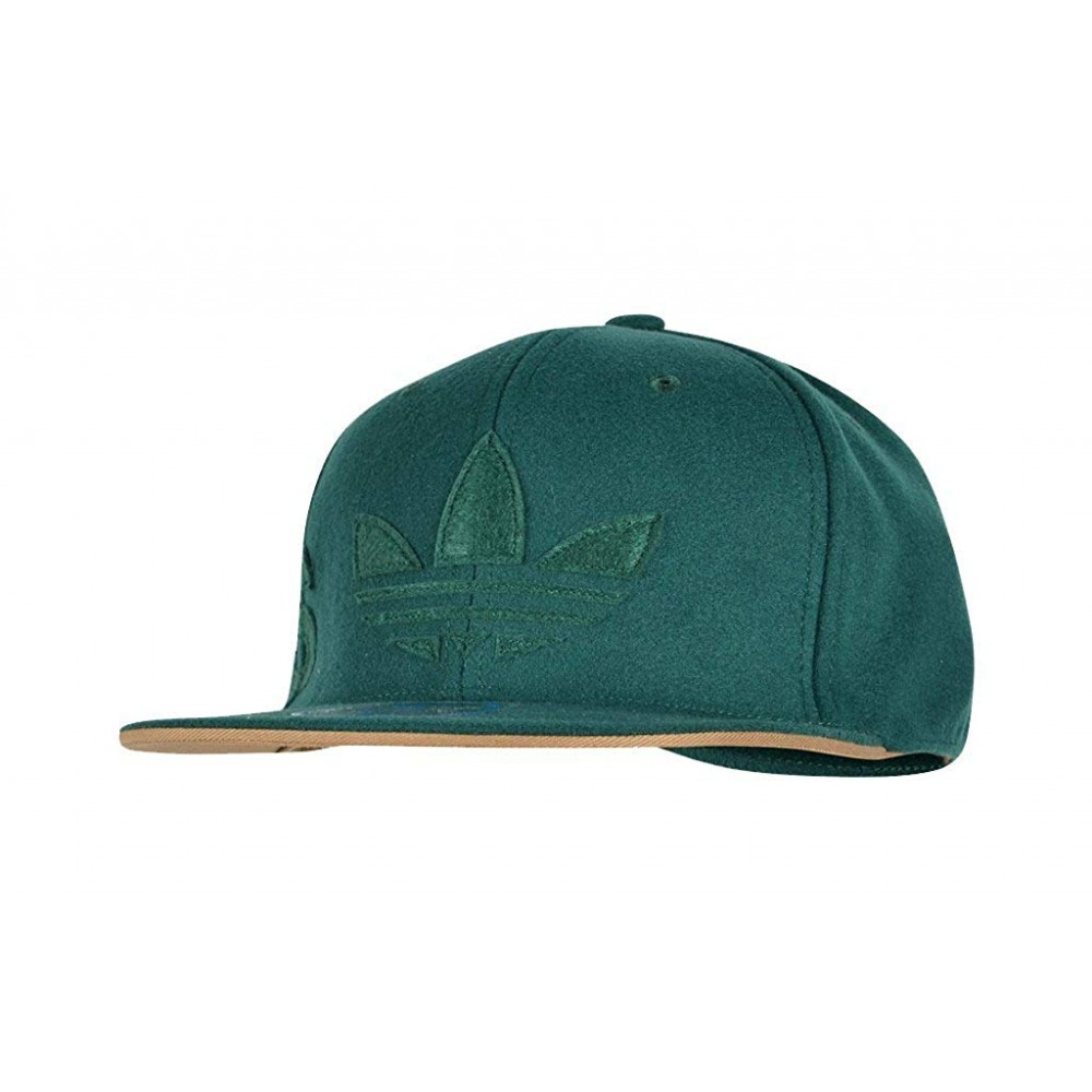 CAPPELLO ADIDAS FITTED VERDE G84839