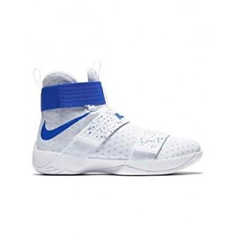 Nike Lebron Soldier 10 Bianco/Blu 844374-164