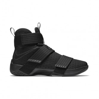 Nike Lebron Soldier 10 Nero 844374-001