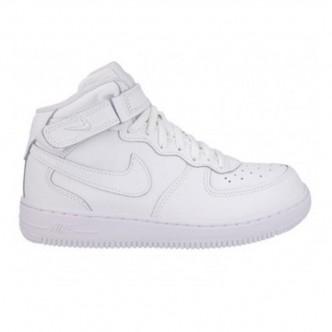 Nike Air Force 1 Mid (PS) Bianco 314196-113