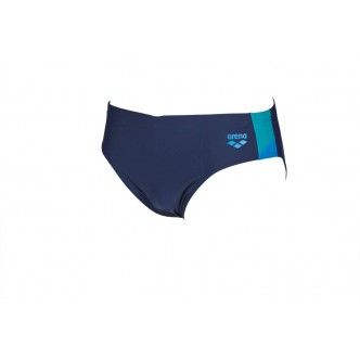 Arena M Ren Brief Blu/Turchese 000992786