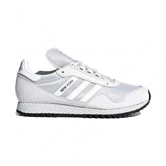 Adidas New York Grigio/Bianco CQ2485