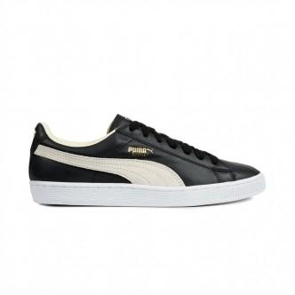 Puma Basket Classic Nero/Bianco 351912-02