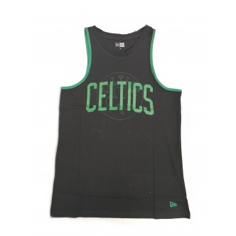 New Era NBA Double Logo Tank Boston Celtics 11935246