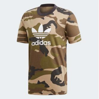 Adidas Trefoil T-Shirt Camouflage DV2067