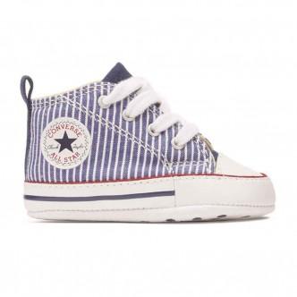 Converse Chuck Taylor All Star First Blu/Bianco 863986C