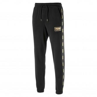Puma Holiday Pack Pants FL Cotton Black 581852-01