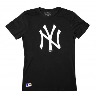New Era Team Logo New York Yankees Nero/Bianco 11863697