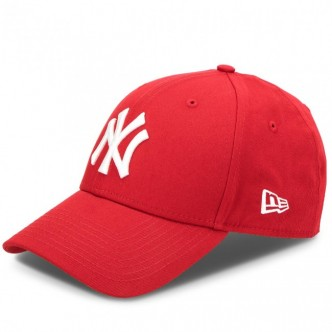 New Era Cappello New York Yankees Rosso/Bianco 10531938
