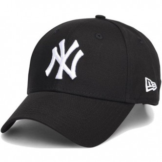 New Era Cappello New York Yankees Nero/Bianco 10531941