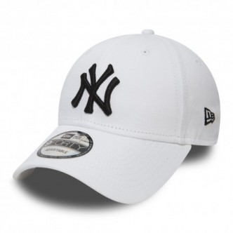 New Era Cappello New York Yankees Bianco/Nero 10745455