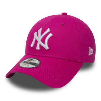 New Era Cappello New York Yankees Fucsia/Bianco 10877284