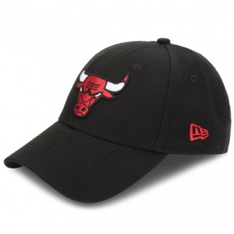 New Era The League Chicago Bulls Nero/Rosso 11405614