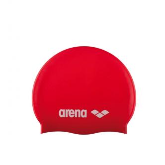 Arena Classic Silicone Junior Rosso