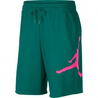 Nike Jordan Jumpman Logo Verde/Fucsia AQ3115-340
