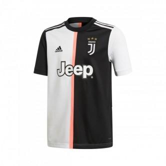 Maglia Ufficiale F. C. Juventus Home 2019/2020 DW5453