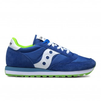 Saucony Originals Jazz 'O Uomo col. Blue/Lime cod. 2044/256