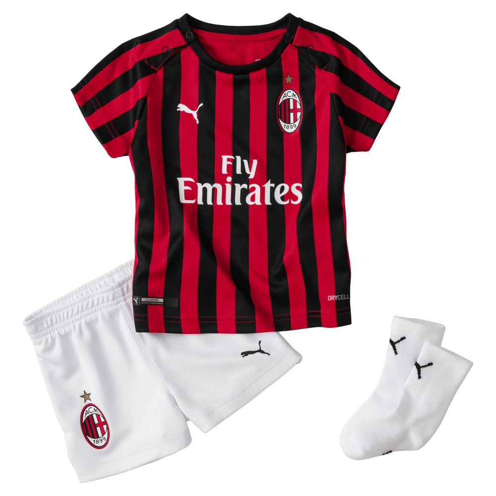 Completino Ufficiale A.C. Milan 2019/2020 755866-01