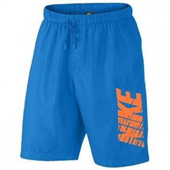 Nike Boys Homme Azzurro/Arancione 644854-435