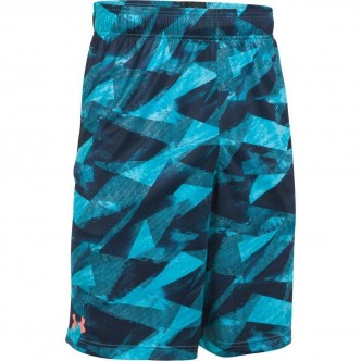 Under Armour Short Azzurro Camo 1291926-458
