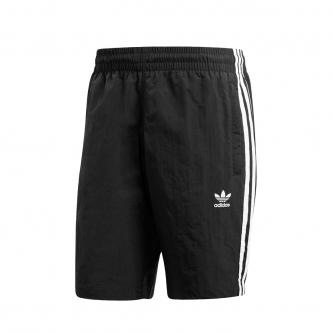 Adidas 3-Stripes Swim Nero/Bianco CW1305