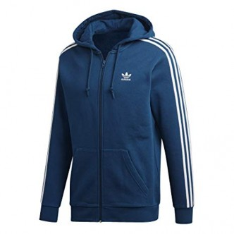 Adidas 3-Stripes Legend Blu/Bianco DV1556