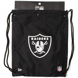New Era Gym Sack NFL Raiders 11942002