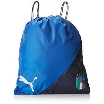 Puma Gym Sack Italia Azzurro 075292-01